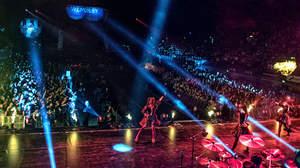 BABYMETAL、日本人初の英・ウェンブリーアリーナ単独公演を映像化