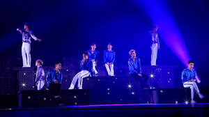EXO、ワールドツアー日本公演開幕&公式LINEもスタート