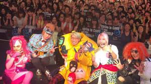 【短期リレー連載】Psycho le CémuのTHE WORLD TOUR DIARY@大阪BIG CAT「ツアー後半戦もブチ上がっていきますよ!」(DAISHI)