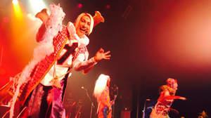 【短期リレー連載】Psycho le CémuのTHE WORLD TOUR DIARY@大阪BIG CAT「センキューどうもありがとう♪」(YURAサマ)