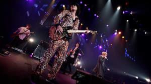 【ライヴレポート】ラルクのKen発<PARTY ZOO>豊洲公演、「ZOO感が増してるね」