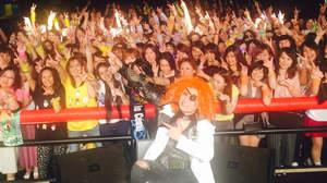 【短期リレー連載】Psycho le CémuのTHE WORLD TOUR DIARY@岡山CRAZY MAMA KINGDOM「想い出の岡山!」(Lida)
