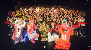 【短期リレー連載】Psycho le CémuのTHE WORLD TOUR DIARY@岡山CRAZY MAMA KINGDOM「9月25日はサイコルシェイムの初ワンマンの日」(AYA)