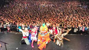 【短期リレー連載】Psycho le CémuのTHE WORLD TOUR DIARY@豊洲PIT「TOUR THE WORLD ファイナル!」(サイコ・ル・シェイム)