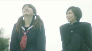 Psycho le Cému、「未来少年×未来少女」MVにセーラー服姿のはるな愛