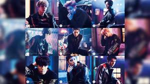 EXO、「Coming Over」のジャケットはメンバーソロ含む全11種
