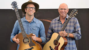 【インタビュー】テイラーギター創始者とマスター・ビルダーが語るギター作りにかける情熱と理念
