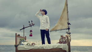 """ぼくのりりっくのぼうよみ、""""音楽によって、現代にノアの方舟を再現""""2nd AL『Noah's Ark』発売決定"""