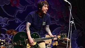 横山健、人生2度目の『オールナイトニッポン』に挑戦「ラジオは大好きです」