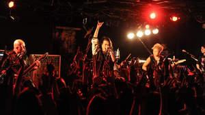 【ライブレポート】AKi (シド明希)、灼熱の横浜公演で「これがやりたかったんだよ、俺!」