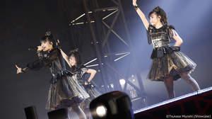 BABYMETAL、初の東京ドーム公演初日をWOWOWでオンエア