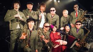 チャランポ、スカパラコラボ曲の新作MVでメンバーを誘惑