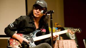 【イベントレポ】ラルクのKen、「虹」Guitar Clinicで「自分だけの弾き方を楽しみながら」