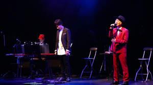 【ライブレポ―ト】吉田山田、<Over The Rainbowツアー>渋谷公演はラブソングの応酬