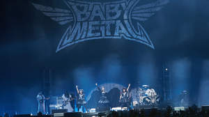 BABYMETAL、韓国でメタリカと競演