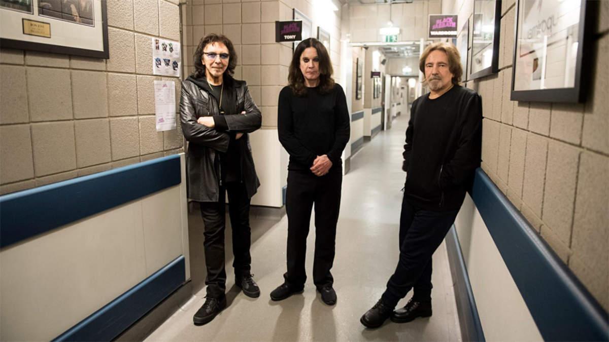 トニー・アイオミ「ブラック・サバスは終わったわけではない」 | Black Sabbath |