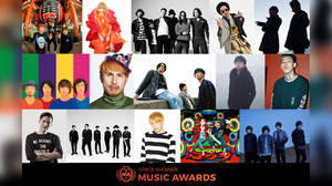 「SPACE SHOWER MUSIC AWARDS」に平井 堅、KOHHら出演決定。RADの特別映像も