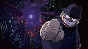 高田純次、TVアニメ『笑ゥせぇるすまんNEW』エンディングテーマを歌う