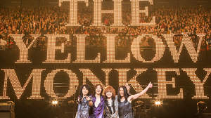 THE YELLOW MONKEY、新曲「ロザーナ」ティザー映像+新録ベスト+東京ドーム公演日程発表