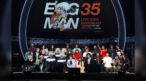NOKKO、マンウィズら武道館に集結<LIVE EGG BUDOKAN>がBSスカパー!で放送