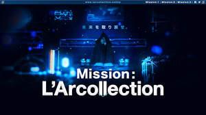 L'Arc-en-Ciel、史上初の位置情報ゲームアプリ世界同時リリース