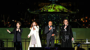 ピーボ・ブライソン、石井竜也、大黒摩季ら、奈良・東大寺で一夜限りの競演