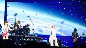 【詳細レポート】L'Arc-en-Ciel、<25th L'Anniversary LIVE>初日「L'edの輝きには君たちの想いが溢れていました」