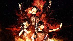BABYMETAL、東京ドーム公演映像が4作連続で総合音楽映像ランキング首位獲得