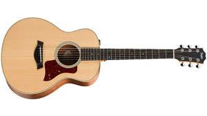 人気のミニギター Taylor GS Miniにウォルナット・モデル「GS Mini-e Walnut」が登場