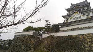 【連載】中島卓偉の勝手に城マニア 第58回「岸和田城(大阪府)卓偉が行ったことある回数 2回」