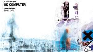 レディオヘッド、『OK COMPUTER』20周年記念盤をリリース