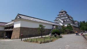 【連載】中島卓偉の勝手に城マニア 第59回「会津若松城(福島県)卓偉が行ったことある回数 6回」
