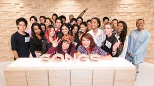 AI、『SONGS』で24人の若者と語り合う。清水翔太との共演も
