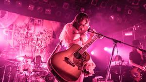 大森靖子、最新SGはTK(凛として時雨)プロデュース