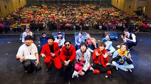 Da-iCE、C&K、ベリーグッドマン、村上佳佑が一夜限りのスペシャルライブ