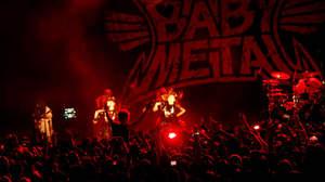 BABYMETAL、LAワンマンで海外限定曲初披露