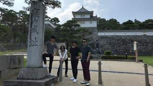 【連載】中島卓偉の勝手に城マニア 第60回「二本松城(福島県)卓偉が行ったことある回数 2回」