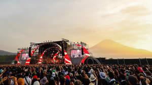 エレカシ、ゆず、サカナクションら富士山麓で競演、<SLS2017>に67,000人熱狂
