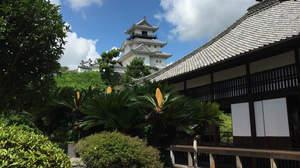 【連載】中島卓偉の勝手に城マニア 第62回「掛川城(静岡県)卓偉が行ったことある回数 2回」