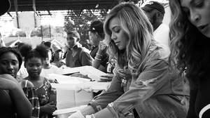 ビヨンセ、ハリケーン被災者に食事を供給