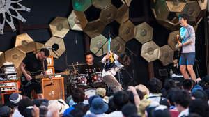 【速レポ】<中津川ソーラー>the band apart、「昔からの仲間がいて。ソーラー最高!」