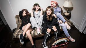 SCANDAL、新曲「恋するユニバース」MVに女性の色気