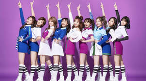 TWICE、19日『SCHOOL OF LOCK!』に初来校
