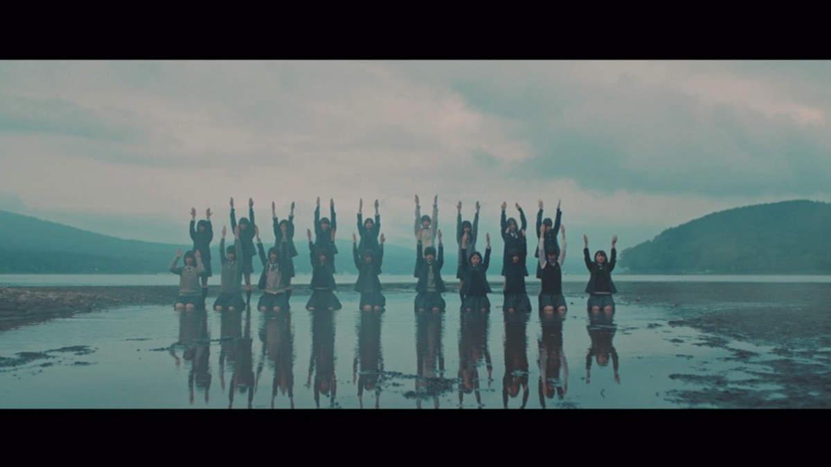 欅坂46 欅坂46 ストイックな映像美の 避雷針 Mv公開 Typica