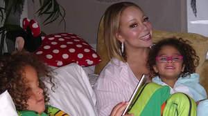 マライア・キャリー、新クリスマス・ソングで自身の子供たちをフィーチャー