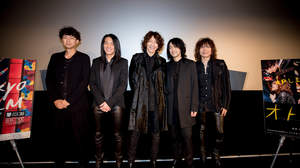 映画『オトトキ』に吉井和哉「僕は3回、泣きそうになりました」