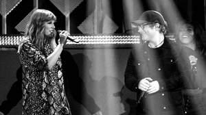 テイラー・スウィフト、10ヶ月ぶりのライブで2日連続エド・シーランと共演