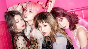 SCANDAL、2年ぶりアルバム『HONEY』最新ビジュアル公開