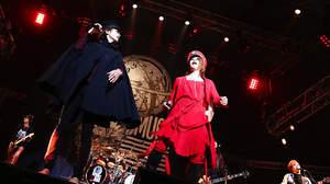 【ライブレポート】MUCC祭<えん7 FINAL in 武道館>、「主役の登場だ!かかってこい」