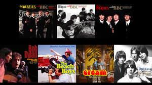 ビーチ・ボーイズ、ジェフ・ベック・グループ、ビートルズら発掘音源がCD化
